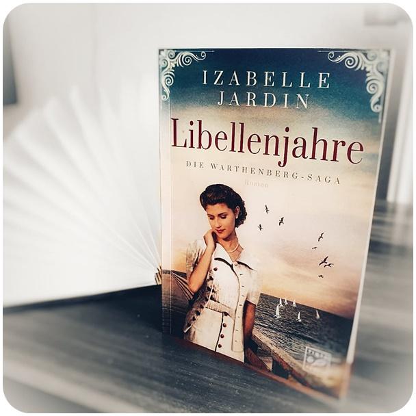 """alt=""""Libellenjahre: Die Warthenberg-Saga 1"""""""