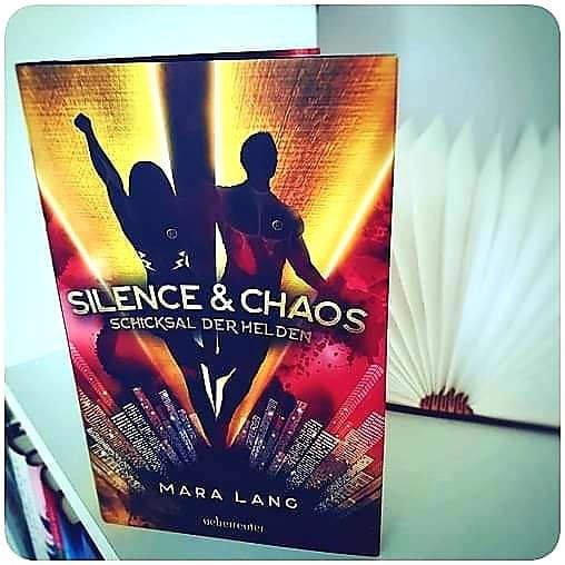 """alt=""""Silence & Chaos: Schicksal der Helden"""""""