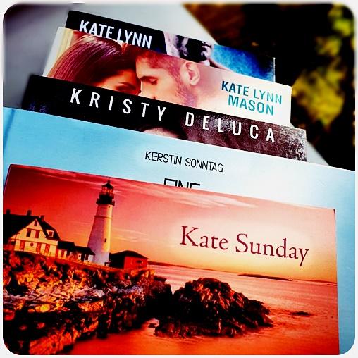 "alt=""Bücher von Kate Lynn Mason, Kate Sunday, Kerstin Sonntag"""