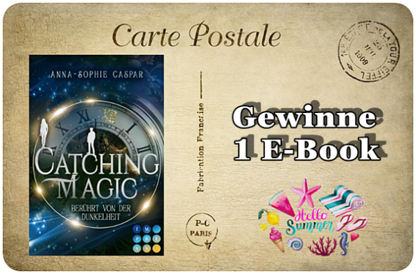 "alt=""Catching Magic - Ebook"""
