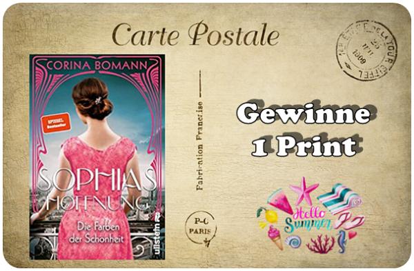 """alt=""""Die Farben der Schönheit. Sophias Hoffnung - Print"""""""