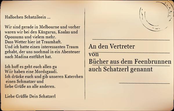"""alt=""""Karte von Susanne an Schatzerl (Tag 3)"""""""