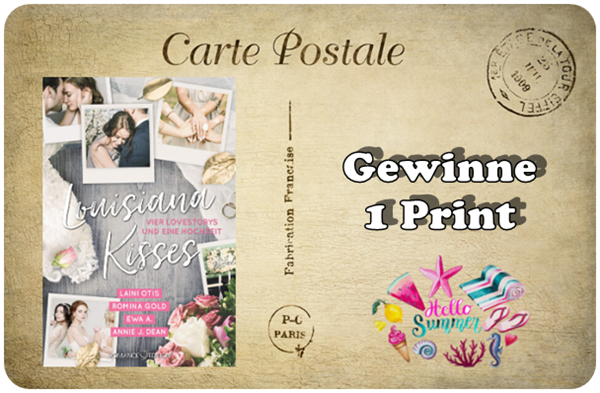 "alt=""Louisiana Kisses - Print"""