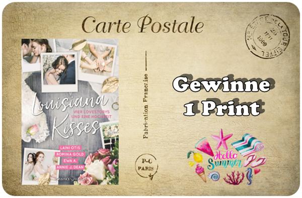"alt=""Louisiana Kisses - Print"""