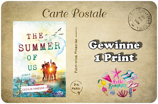 "alt=""The Summer of us - Print"""