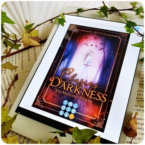 """alt=""""Chasing Darkness. Das Herz eines Dämons"""""""