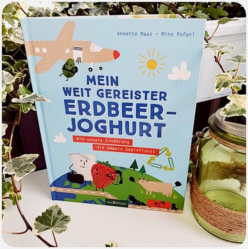 """alt=""""Mein weit gereister Erdbeerjoghurt"""""""