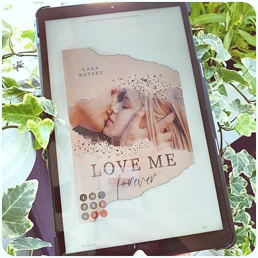 """alt=""""Love me forever: Crush-Trust-Reihe 4"""""""