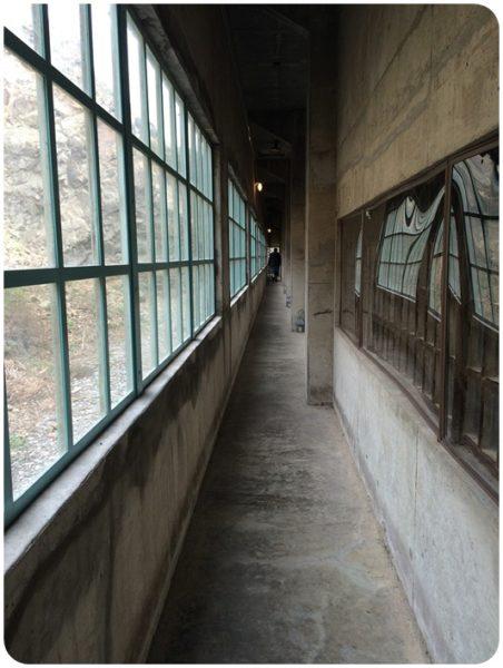 "alt=""Gänge Alcatraz"""
