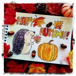 """alt=""""Der Herbst ist da"""""""