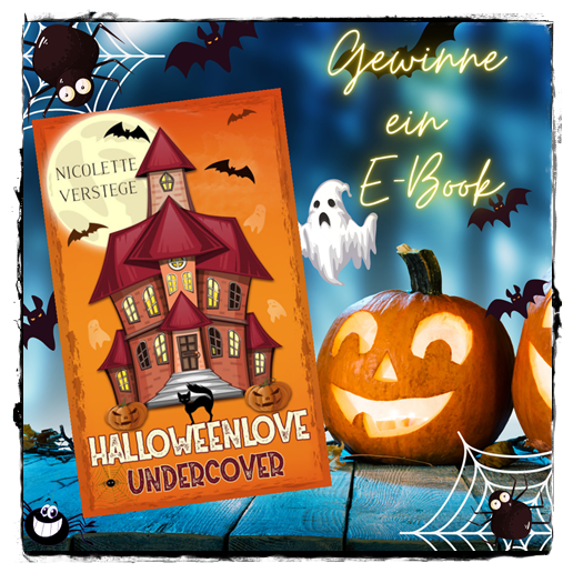 "alt=""Halloweenlove Undercover Ebook"""