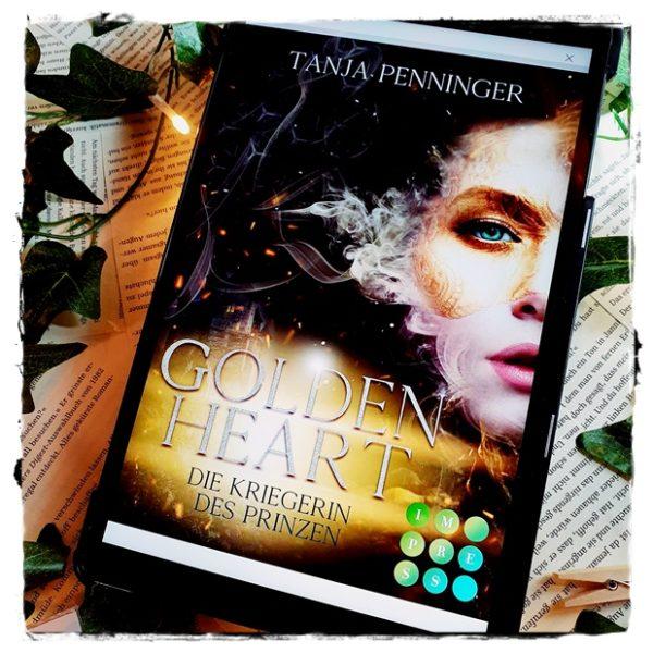"""alt=""""Golden Heart 1: Die Kriegerin des Prinzen"""""""