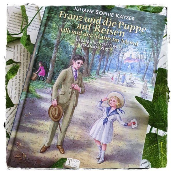 """alt=""""Franz und die Puppe auf Reisen"""""""