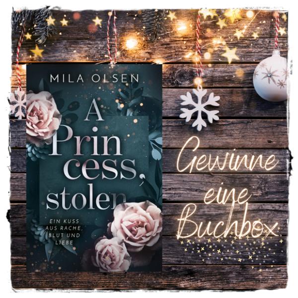 """alt=""""A princess Stolen, Mila Olsen, Buchbox"""""""