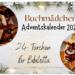 """alt=""""Mein Buchmädchen Adventskalender 2020"""""""