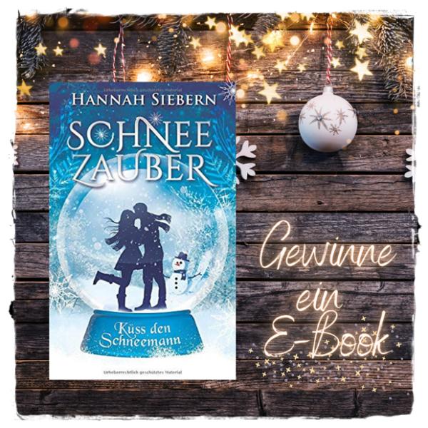 """alt=""""Schneezauber, Hannah Siebern,Ebook"""""""