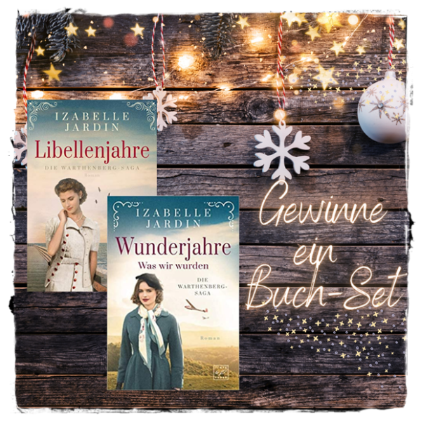 "alt=""Warthenberg-Saga Teil 1 u. 2, Izabelle Jardin, Print"""