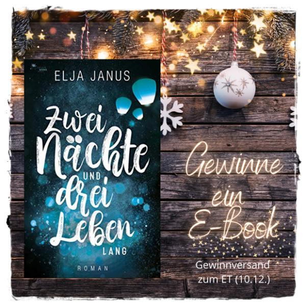 """alt=""""Zwei Nächte und drei Leben lang, Elja Janus, EBook"""""""