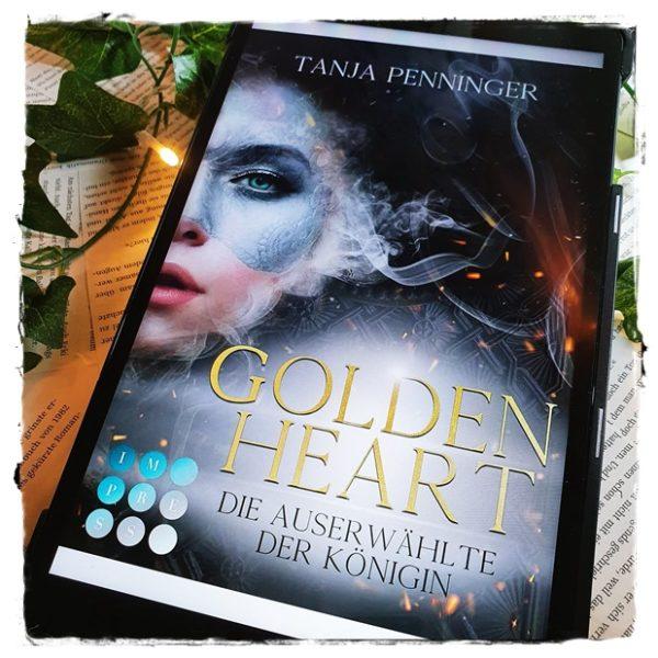 """alt=""""Golden Heart 2: Die Auserwählte der Königin"""""""
