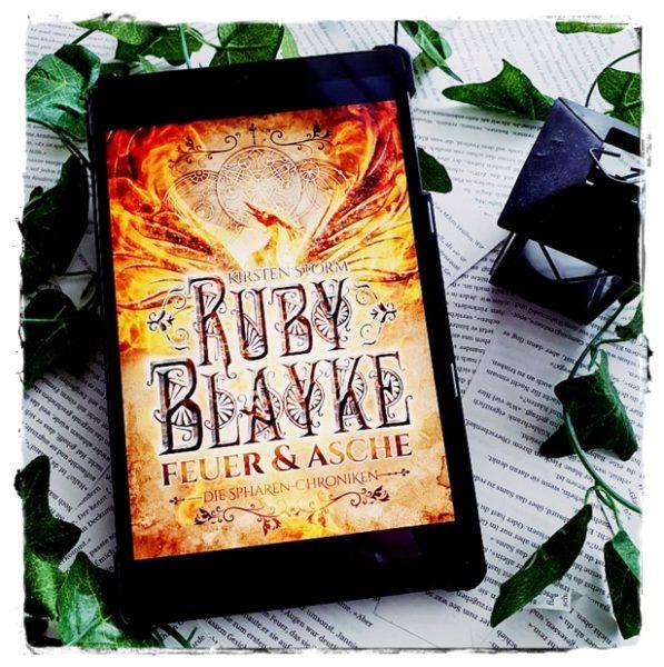 """alt=""""RUBY BLAyKE. Feuer & Asche"""""""