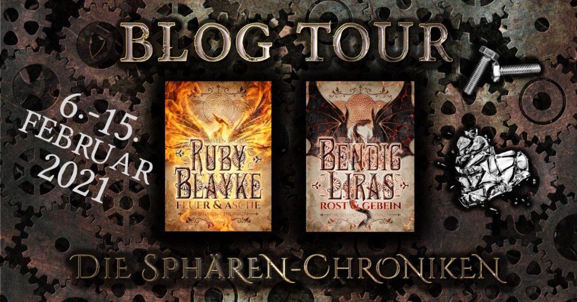"""alt=""""Banner Sphären Chroniken Blogtour"""""""