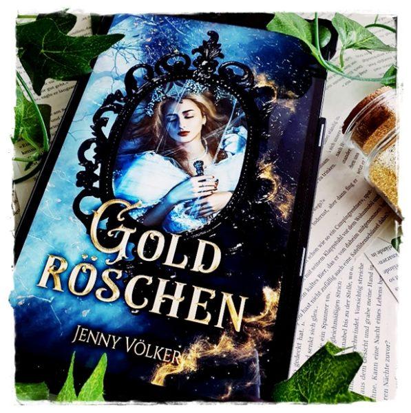 """alt=""""Goldröschen, Jenny Völker"""""""