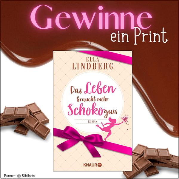 "alt=""Gewinn Das Leben braucht mehr Schokoguss"""