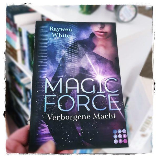 "alt=""MAGIC FORCE: Verborgene Macht"""