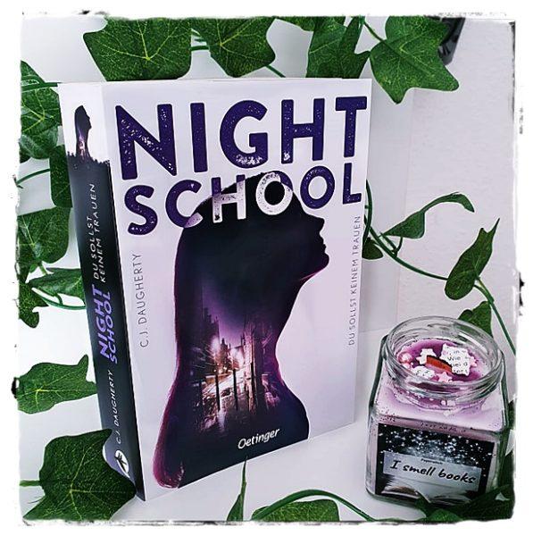 """alt=""""Night School 1: Du darfst keinem trauen"""""""