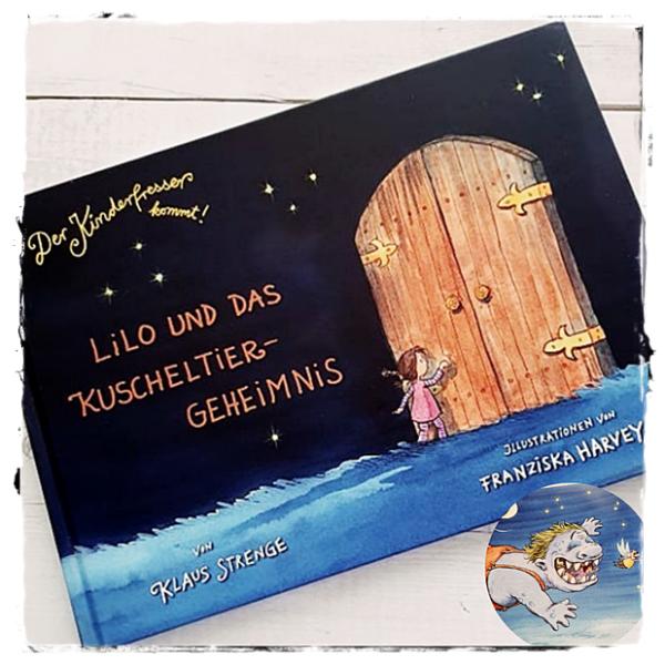 """alt=""""Der Kuschelfresser kommt! Lilo und das Kuscheltiergeheimnis"""""""