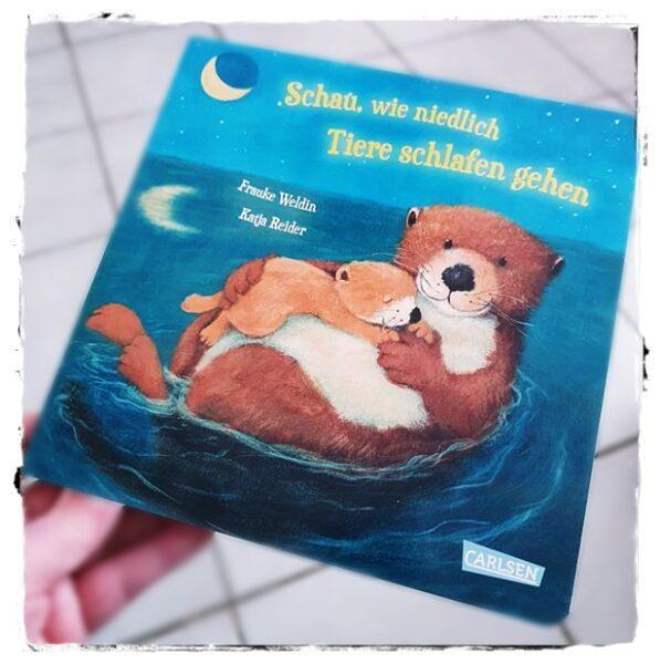 """alt=""""Schau wie niedlich Tiere schlafen gehen"""""""