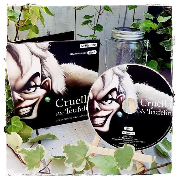 "alt=""Villains 7: Cruella die Teufelin - Hörbuch"""