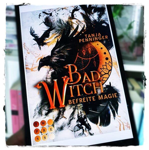 """alt=""""Bad Witch. Befreite Magie"""""""