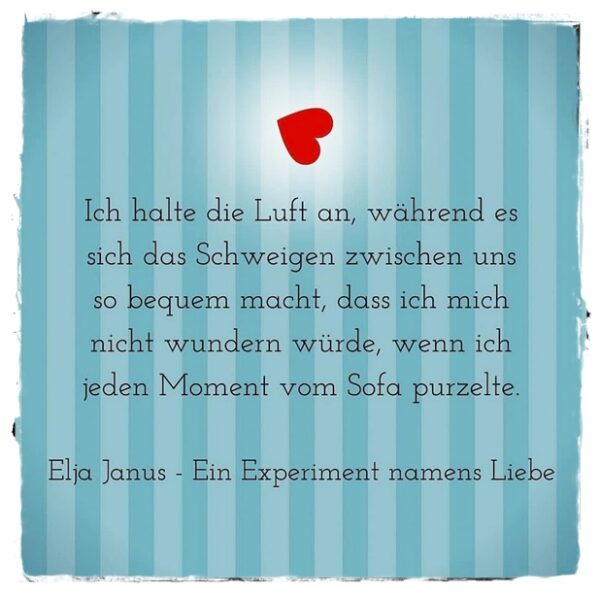 "alt=""Textschnipsel 2  Ein Experiment namens Liebe"""
