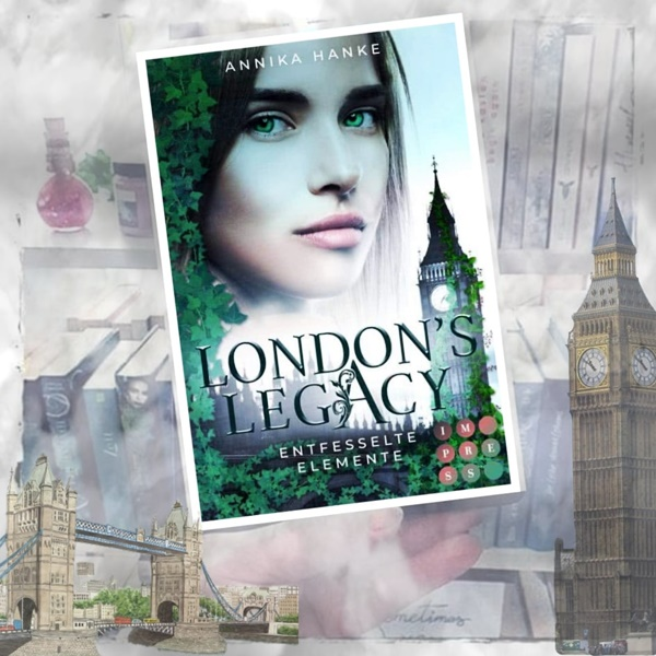 """alt=""""Londons Legacy. Entfesselte Elemente"""""""