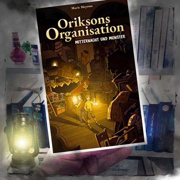"""alt=""""ORIKSONS ORGANISATION: Mitternacht und Monster"""""""