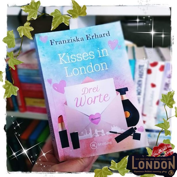 "alt=""Kisses in London 1. Drei Worte"""