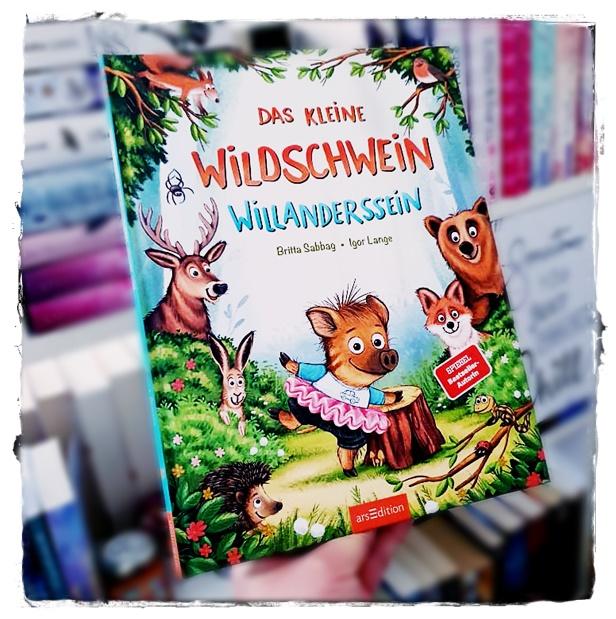 """alt=""""Das kleine Wildschwein Willanderssein"""""""